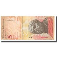 Billet, Venezuela, 5 Bolivares, 2011, 2011-02-03, KM:89a, SPL - Venezuela