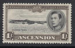 Ascension, Sc 46a (SG 44), MLH - Ascension (Ile De L')
