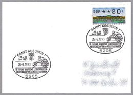 ATLETISMO EN SILLA DE RUEDAS - WHEELCHAIR ATHLETICS. Sankt Augustin 1993 - Handisport