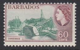 Barbados Sc 245, MLH - Barbados (...-1966)