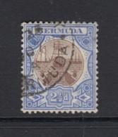Bermuda, Sc 37 (SG 40), Used - Bermudes