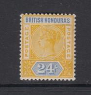 British Honduras, Sc 45 (SG 60), MLH - British Honduras (...-1970)