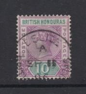 British Honduras, Sc 43 (SG 57), Used - British Honduras (...-1970)