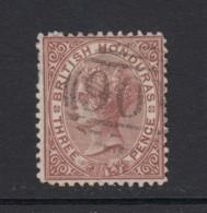 British Honduras, Sc 5 (SG 7), Used - British Honduras (...-1970)