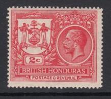 British Honduras, Sc 89 (SG 121), MHR - British Honduras (...-1970)