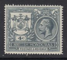 British Honduras, Sc 90 (SG 123), MHR - Honduras Britannico (...-1970)