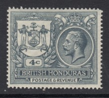 British Honduras, Sc 90 (SG 123), MHR - British Honduras (...-1970)