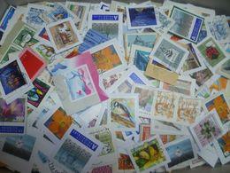 1 KG Schweiz Swiss Briefmarken Kiloware Auf Einlagigem Papier - Sellos