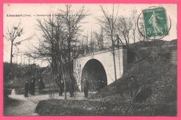Liancourt - Sanatorium D'Angicourt - La Source - Animée - Edit. VANDENHOVE - 1914 - Liancourt