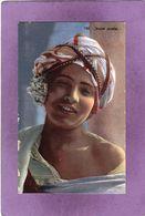 Syrie Jeune Arabe  Scènes & Types Editions LEHNERT & LANDROCK - Syrie