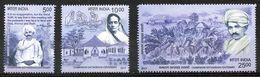 INDE. Timbres Oblitérés De 2017. Champaran Satyagraha. - Mahatma Gandhi