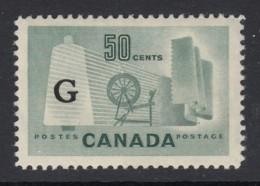 Canada, Sc O38 (SG O201), MLH - Officials