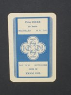 Oude Speelkaart PHILIPS Publ. Velos DOCKX Mechelen - Cartes à Jouer