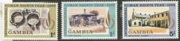 GAMBIA-HUMAN RIGHTS - Gambie (1965-...)