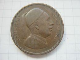 Libya , 5 Milliemes 1952 - Libia