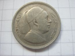 Libya , 1 Piastre 1952 - Libia