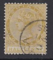 Dominica Sc 16 (SG 13), Used - Dominica (...-1978)
