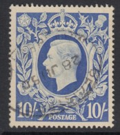 Great Britain Sc 251A (SG 478b), Used - 1902-1951 (Re)