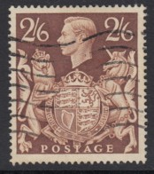 Great Britain Sc 249 (SG 476), Used - 1902-1951 (Re)