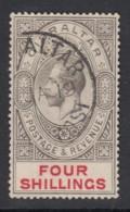 Gibraltar, Sc 73 (SG 83), Used - Gibraltar