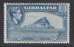 Gibraltar, Sc 111a  (SG 125a), MLH - Gibraltar