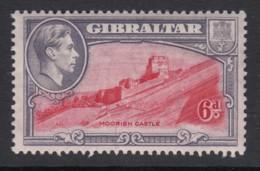 Gibraltar, Sc 113b (SG 126), MLH - Gibraltar
