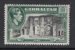 Gibraltar, Sc 114a (SG 127), MLH - Gibraltar