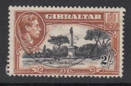 Gibraltar, Sc 115 (SG 128b), Used - Gibraltar