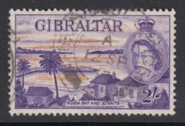 Gibraltar, Sc 142 (SG 155), Used - Gibraltar
