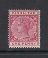 Gibraltar, Sc 10 (SG 9), MHR - Gibraltar