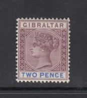 Gibraltar, Sc 13 (SG 41), MHR - Gibraltar