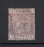 Gibraltar, Sc 12 (SG 10), Used - Gibraltar