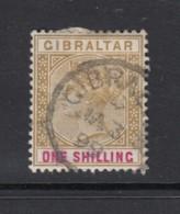 Gibraltar, Sc 21 (SG 45), Used - Gibraltar