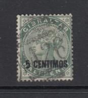 Gibraltar, Sc 22 (SG 15), Used - Gibraltar