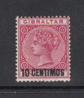 Gibraltar, Sc 23 (SG 16), MLH - Gibraltar