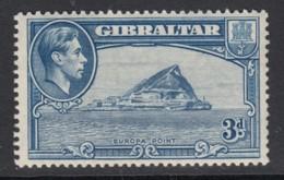 Gibraltar, Sc 111b (SG 125), MLH - Gibraltar