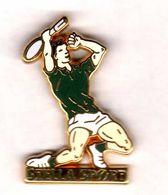 Pin's Roland Garros Stella Sport Zamac Arthus Bertrand - Arthus Bertrand