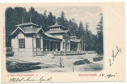 BARTFA FURDO - New York Vendéglö - Slovaquie