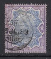 India, Sc 52 (SG 109), Used - India (...-1947)