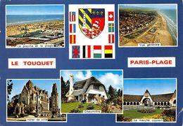 PIE-T-GB-19-1311 : LE TOUQUET. VUES MULTIPLES - Le Touquet