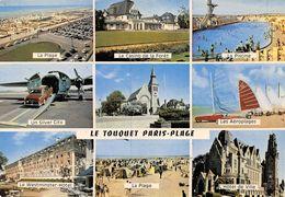PIE-T-GB-19-1312 : LE TOUQUET. VUES MULTIPLES - Le Touquet