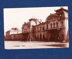POSTCARD-ROMANIA-PLOIESTI-GARA-SEE-SCAN - Roumanie