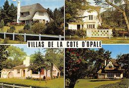 PIE-T-GB-19-1313 : LE TOUQUET. VILLAS - Le Touquet