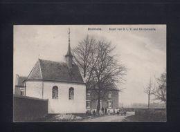 Stockheim -- Kapel Van O.L.V. Met Gendarmerie  1909 - Dilsen-Stokkem