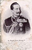 DC1313 - Kaiser Wilhelm II Thale 1901 - Hommes Politiques & Militaires