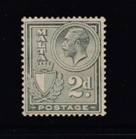 Malta, Sc 135 (SG 161), MLH - Malta (...-1964)