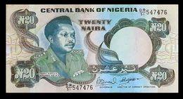 # # # Banknote Nigeria 20 Naira # # # - Niger
