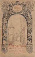 Les Artistes Du Nivernais  : Exposition : Livre 1905   ///  Ref.  Juil.  20 - Nevers