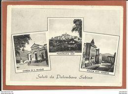 Palombara Sabina (RM) - Viaggiata - Andere Steden