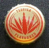 (db-225) Netherlands - Pays-Bas  -  Nederland    Tequika Flavoured - Bière